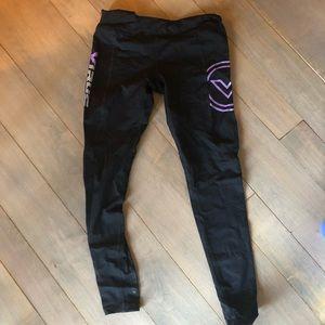 Virus compression leggings